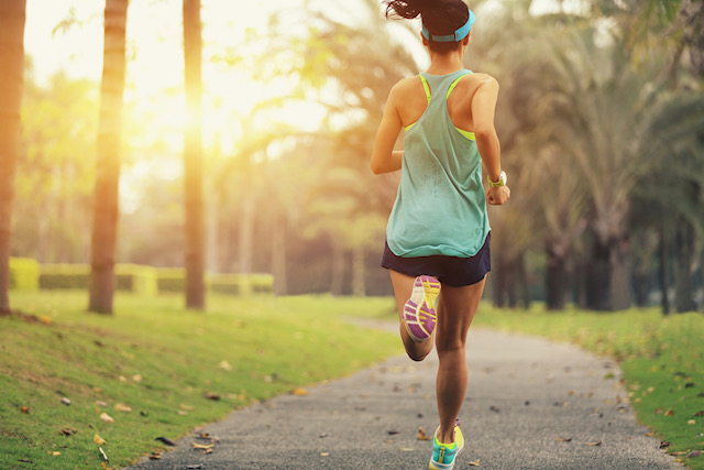Staying on the road: avoiding running and sports injuries